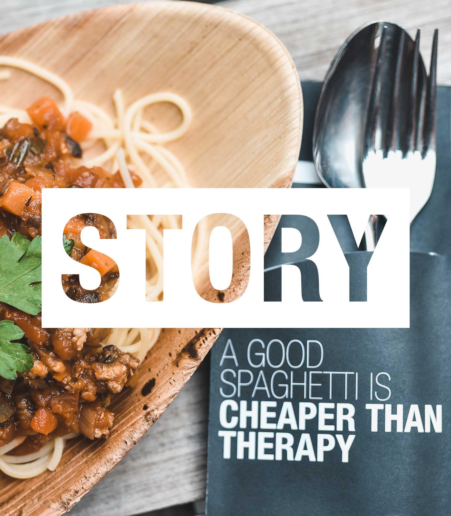Mister Spaghetti Story